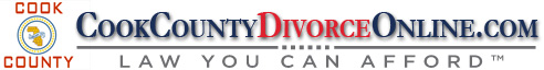 Cook County Divorce Online Logo
